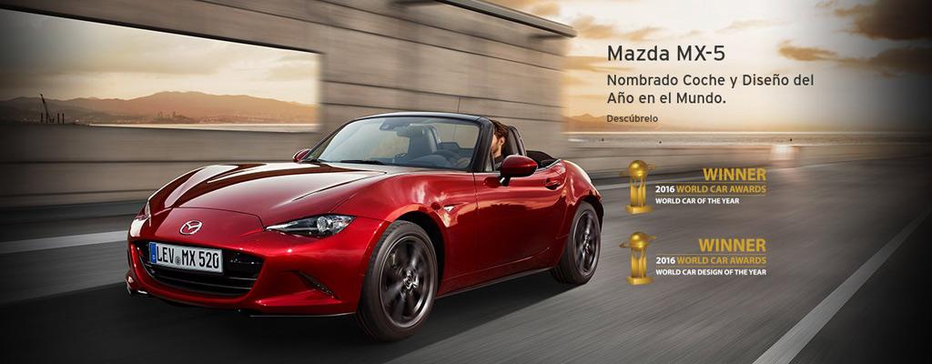 Ibersport - Concesionario Oficial Mazda en Barcelona