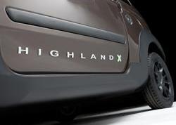 HIGHLAND X PROGRESS