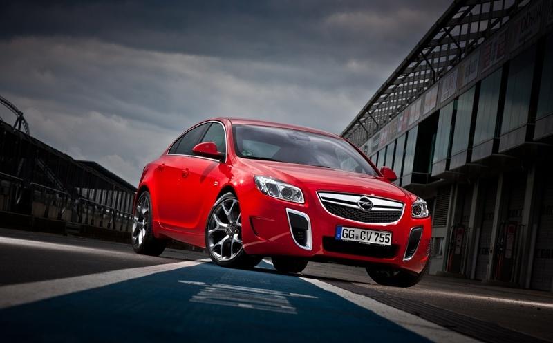 15 años de modelos OPC: los deportivos de Opel para carretera