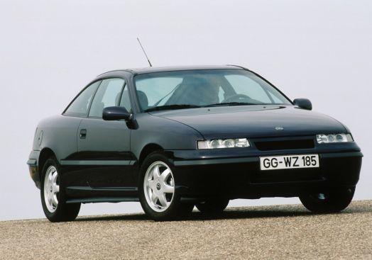 25 años del Opel Calibra: Del campeón de la aerodinámica a coupé de culto