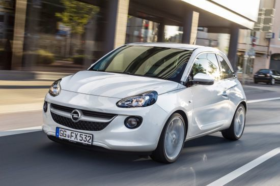 "Un coche ""lifestyle"" de gran éxito: 100.000 pedidos del Opel ADAM"