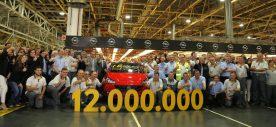 Un nuevo hito en Figueruelas: 12 millones de Opel producidos