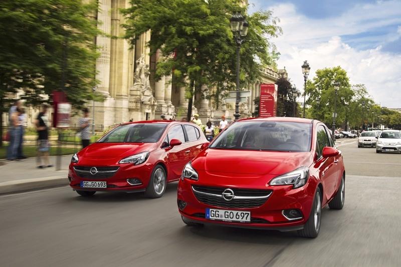 Euro NCAP Advanced premia la Alerta de Ángulo Muerto de Opel