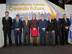 General Motors España contratará más de 1.400 empleados hasta 2018