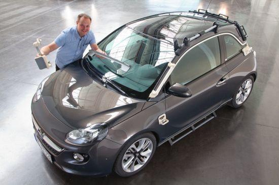 Las herramientas de las impresoras 3D facilitan la producción de vehículos en Opel