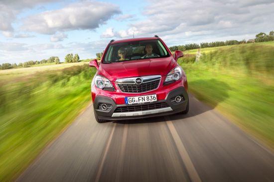 El Opel Mokka acelera el ritmo de su éxito comercial
