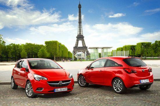 """El nuevo Opel Corsa hará su primera aparición pública en el """"Mondial de l'Automobile"""" de París"""