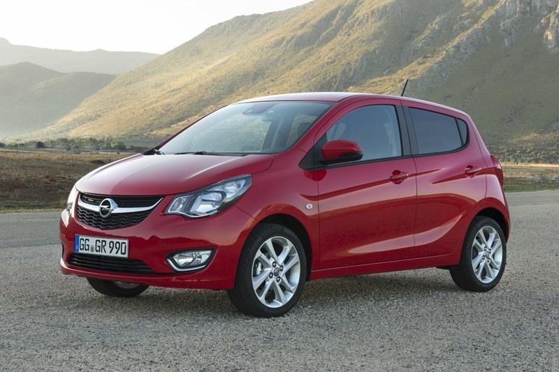 El nuevo Opel KARL hará su presentación mundial en el Salón del Automóvil de Ginebra