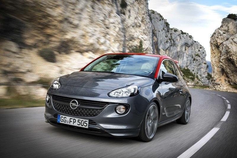 """Nuevo Opel ADAM S – estilizado deportivo """"de bolsillo"""" con un toque premium"""