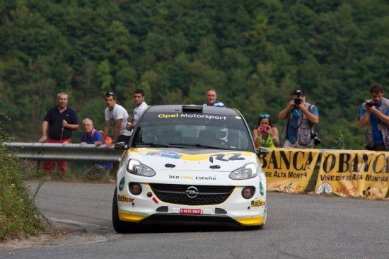 En busca de un nuevo triunfo en el Rallye Villa de Llanes