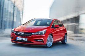 Nuevo Opel Astra: ligero, estilizado e innovador – listo para divertir