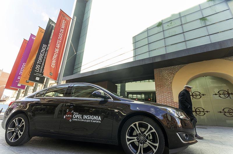 Opel colabora con el CA2M Centro de Arte Dos de Mayo con motivo de ARCO