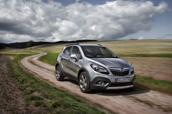 Opel Mokka: Nuevo turbo diésel 1.6 CDTI para el SUV éxito en ventas