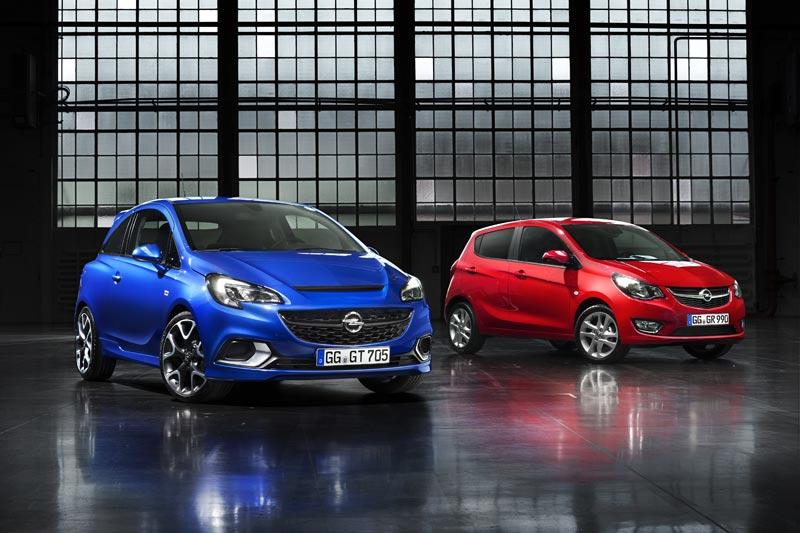 Opel OnStar, KARL y Corsa OPC: la ofensiva de producto continúa en el Salón de Ginebra