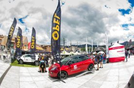 """Opel y su sistema FlexFix vehículo oficial de """"Test the Best"""""""