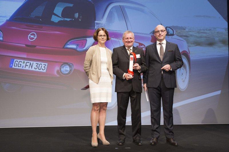 Premio Best Cars 2015: el Opel ADAM revalida su primera posición