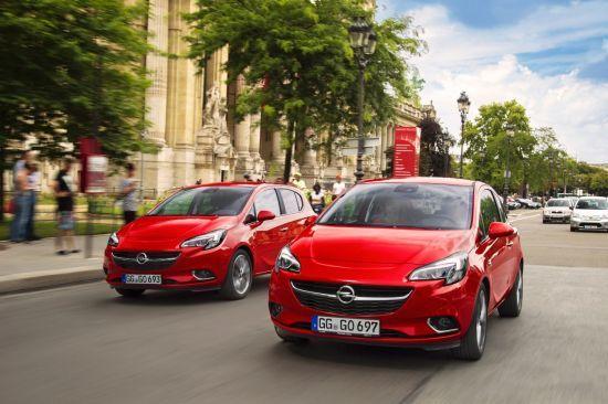 Opel Corsa, ADAM S y nuevos motores en varios modelos: cuatro primicias mundiales en París
