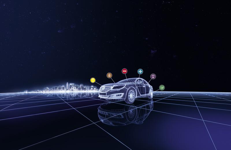 Premier europea del sistema de seguridad y conectividad Opel OnStar en el Salón de Ginebra