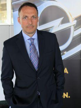 Guillermo Mancholas nuevo director de Supply Chain y Logística de General Motors España