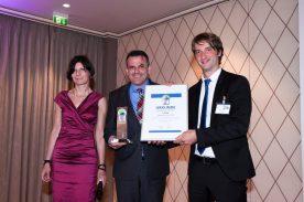 Toda una referencia medioambiental: El Opel Movano gana el premio Green Van 2015