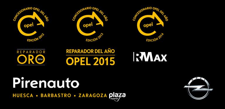 Pirenauto Concesionario Oficial OPEL en Huesca y Barbastro