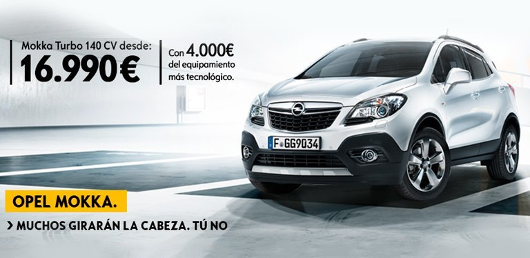 Gálvez Motor, Concesionario Oficial OPEL en Málaga