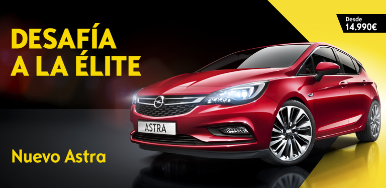 Marcos Motor, Concesionario Oficial Opel en la provincia de Alicante