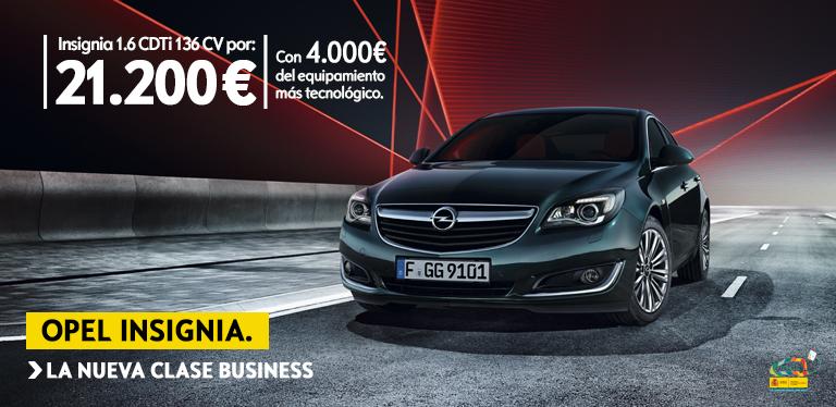 Orvecame Tenerife, Concesionario Oficial Opel en Tenerife