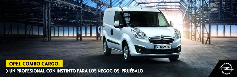 OPEL Combo Cargo por 9.900€
