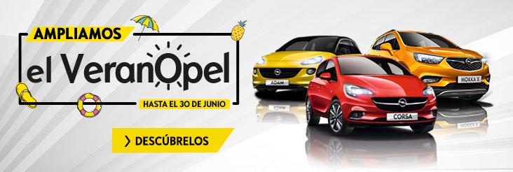 Red de Concesionarios Opel Andalucía