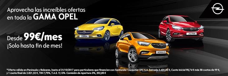 Red de Concesionarios Opel Cataluña