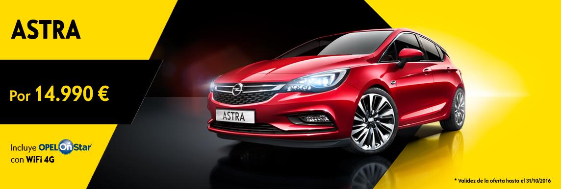 Red de Concesionarios Opel Comunidad Valenciana