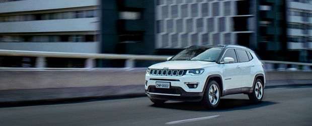 Debut Mundial del Nuevo Jeep® Compass en Brasil