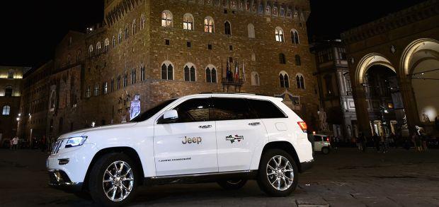 Jeep con la Celebrity Fight Night