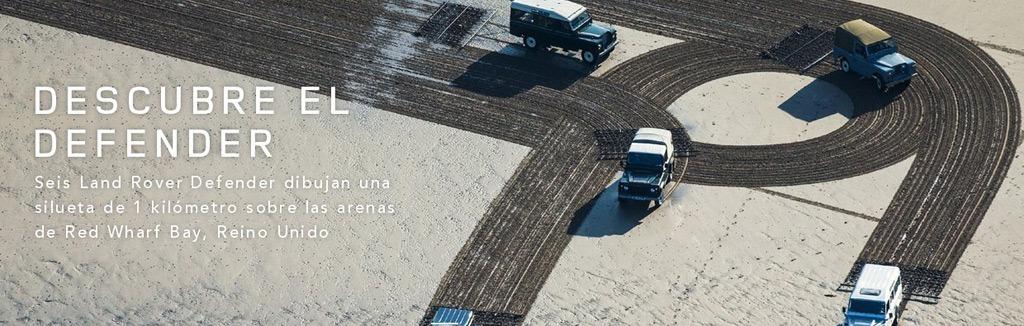 Bruselas Motor 4x4, Concesionario Oficial Land Rover en Madrid