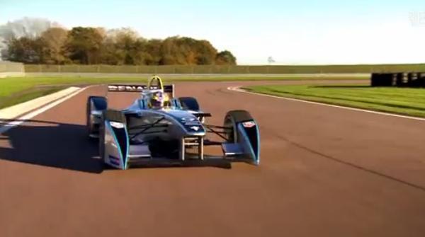 ¡La competición del futuro se llama Fórmula-E!