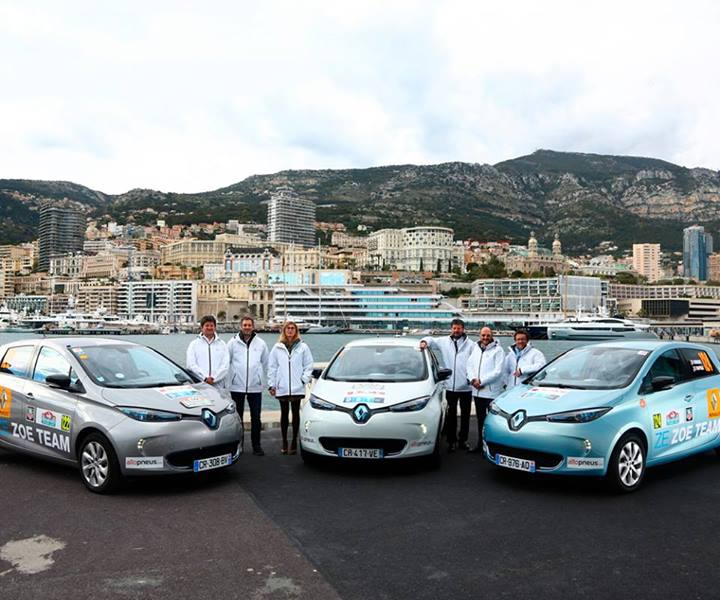 Gana un viaje inolvidable - Renault Limited