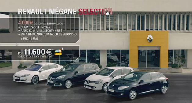 Nueva Gama Renault Selection