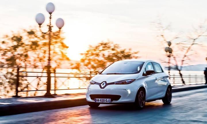 ¡Otro premio para Renault ZOE!