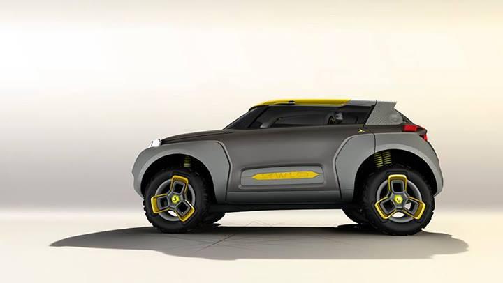 ¡Os presentamos en primicia Renault Kwid, nuestro nuevo concept car!
