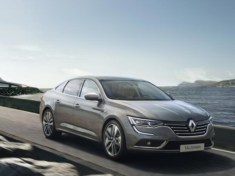 Renault Talisman: elige la elegancia