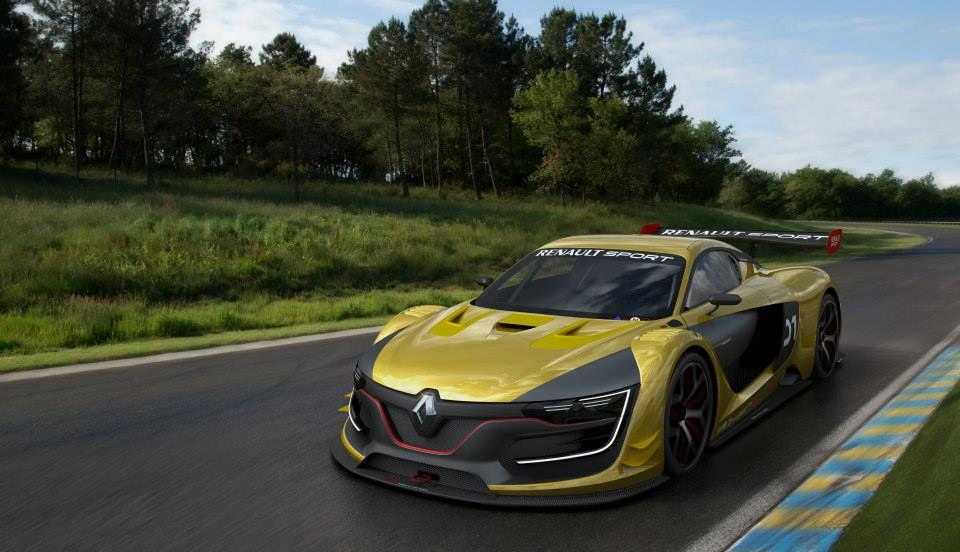 Nuevo Renault Sport R.S. 01