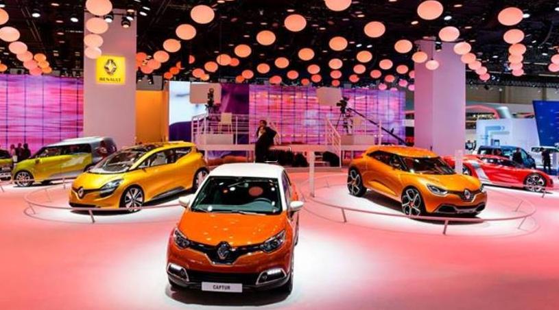 Renault en el Salón de Frankfurt 2013