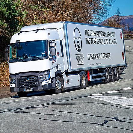 RENAULT TRUCKS REÚNE EN LISBOA A LOS MEJORES ECOCONDUCTORES