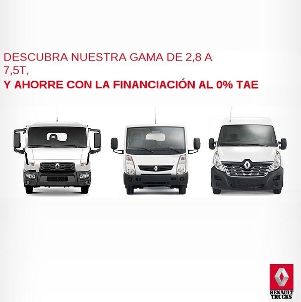 Santisteban V.I., Concesionario Oficial Renault Trucks en Guarromán (Jaén)