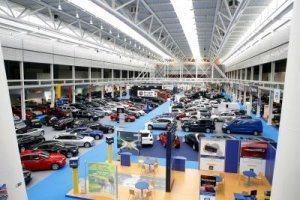 Salón del Vehículo de Ocasión , Feria de Madrid