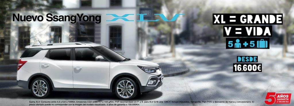 Detroit Mobil, Concesionario Oficial SsangYong en Vigo (Pontevedra)
